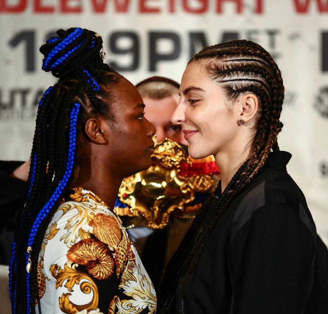 Shields and Hammer go face to face in Atlantic City