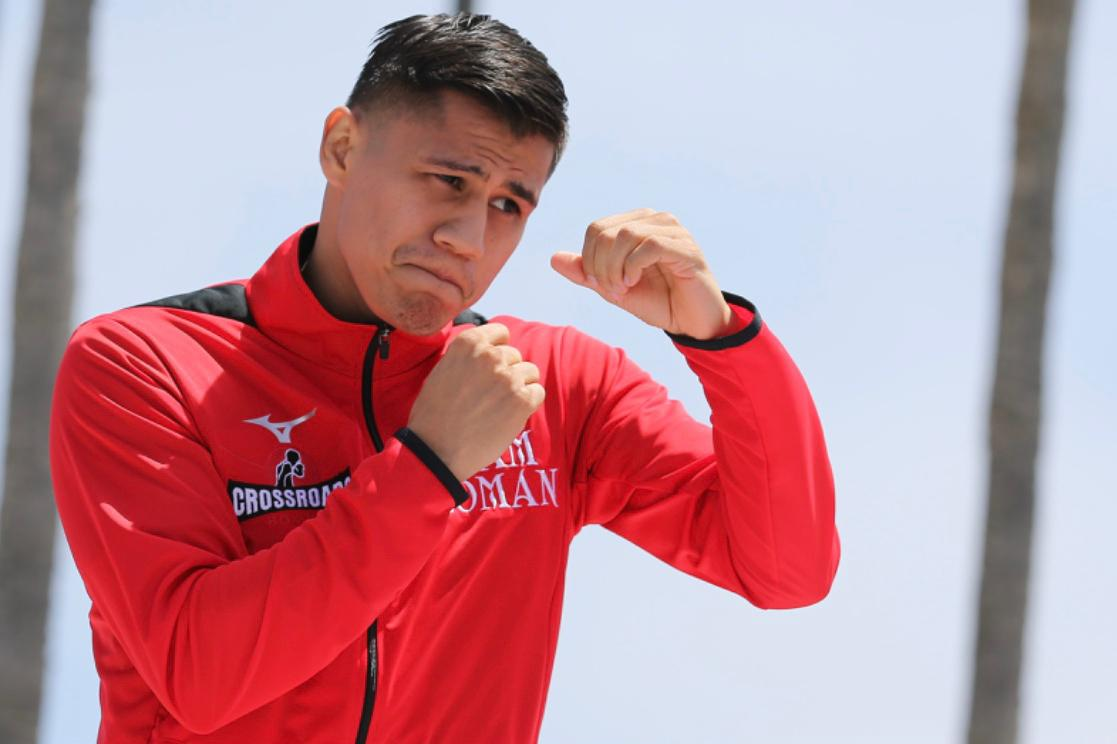 Championships Committee orders Roman-Akhmadaliev