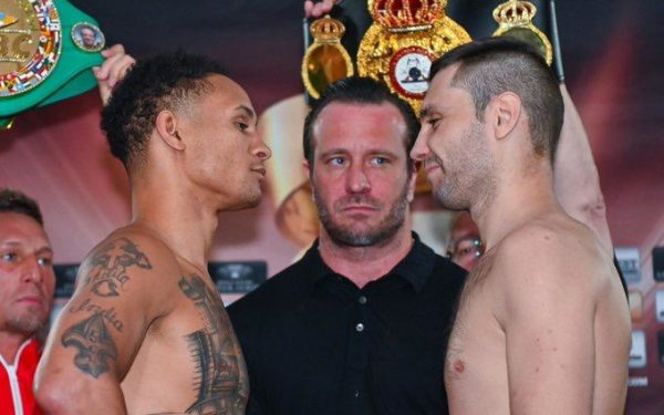 Relikh and Prograis make weight for war