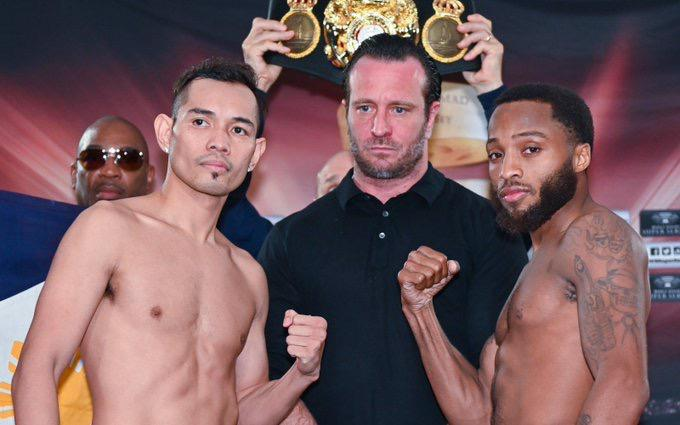 Donaire and Young ready for battle in Lafayette