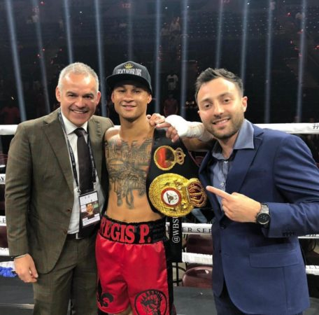 Prograis demolishes Relikh and is the new WBA champion