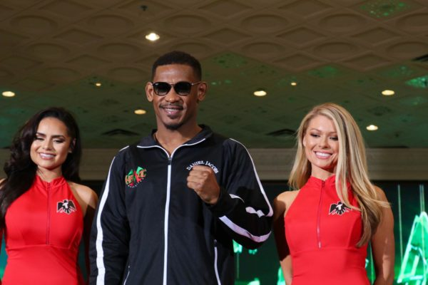 Daniel Jacobs: the miracle man