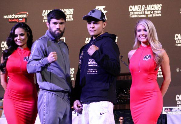 Ryder vs Akkawy and Diaz vs Fonseca final press conference