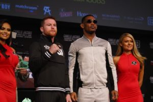 Canelo and Jacobs promise fireworks