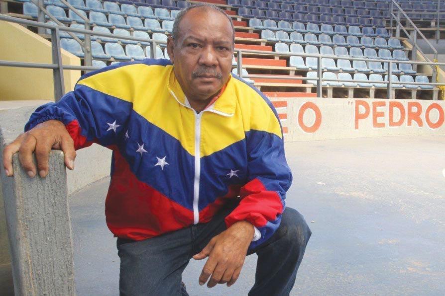 The WBA family regrets the death of Pedro Gamarro