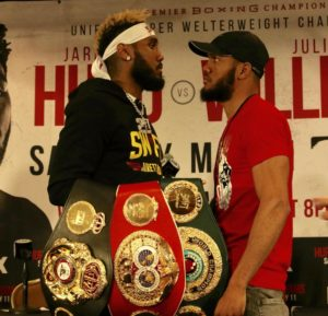 Hurd y Williams auguran gran batalla en Washington D.C.
