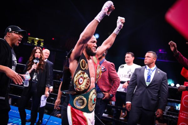 "J-Rock Williams dethroned ""Swift"" Hurd against all odds in Virginia"