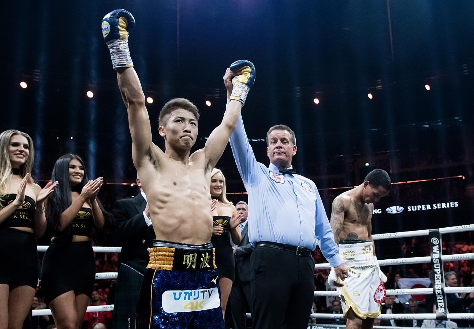 Naoya Inoue, Unified Champion