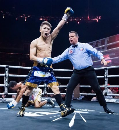 Inoue continues knockout streak with KO of Rodriguez