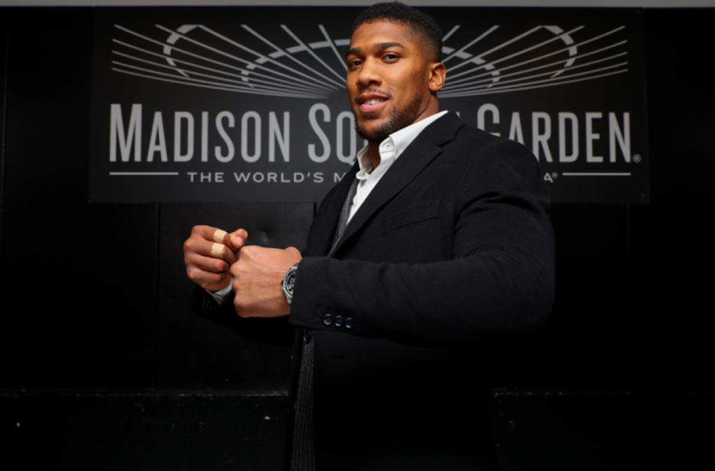 Anthony Joshua and Andy Ruiz will battle for heavyweight glory
