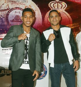 Maestre and Barraza face to face in Barranquilla for their explosive test