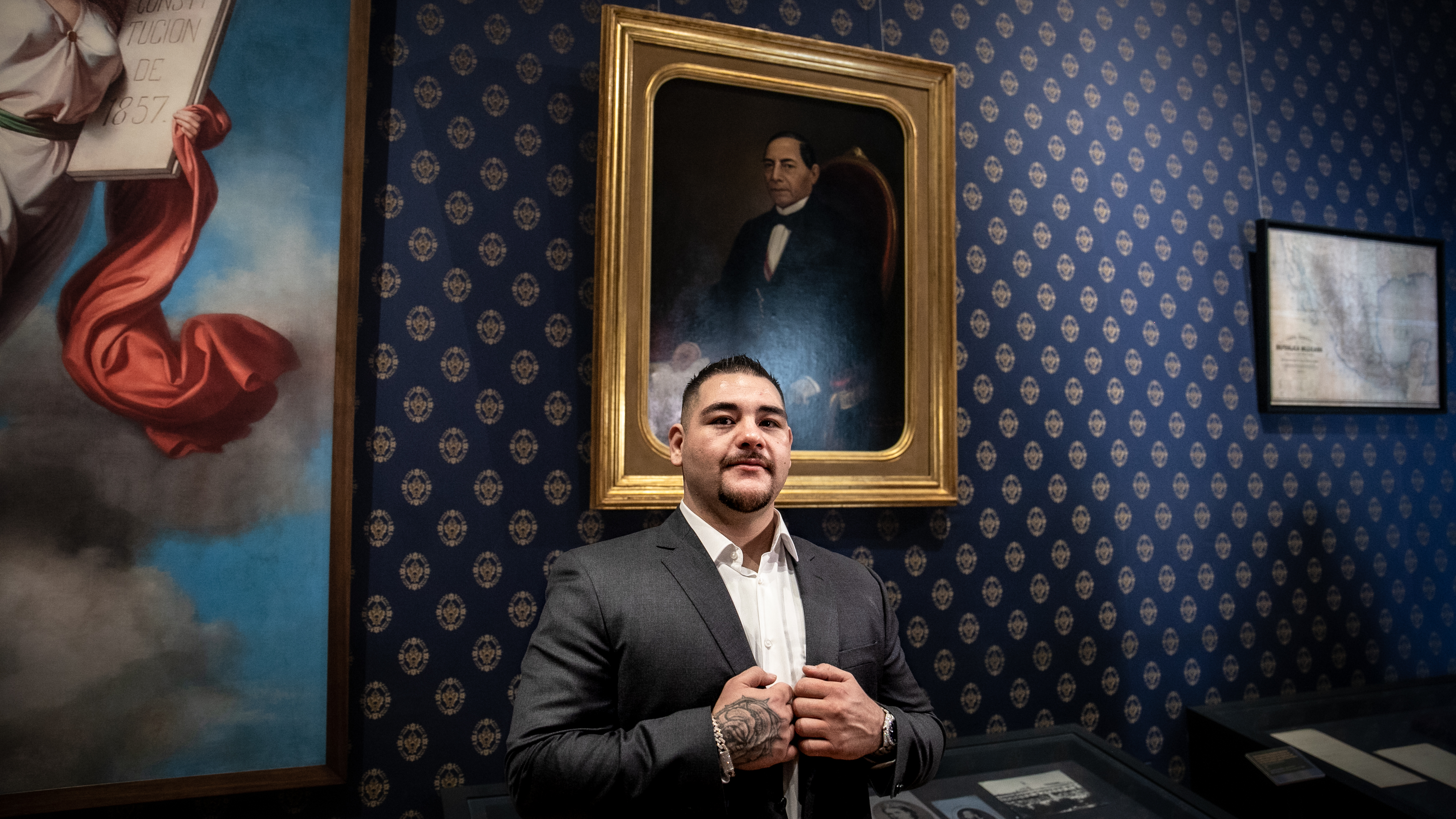 Andy Ruiz Jr: A tamer of the unthinkable