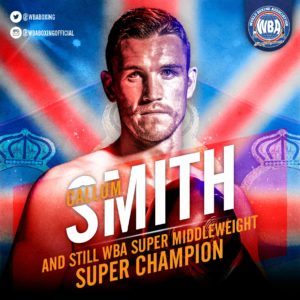 Smith knocks out N'Dam and wants Canelo fight