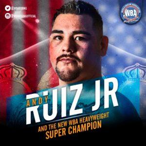 Andy Ruiz shocks the world with TKO of Anthony Joshua