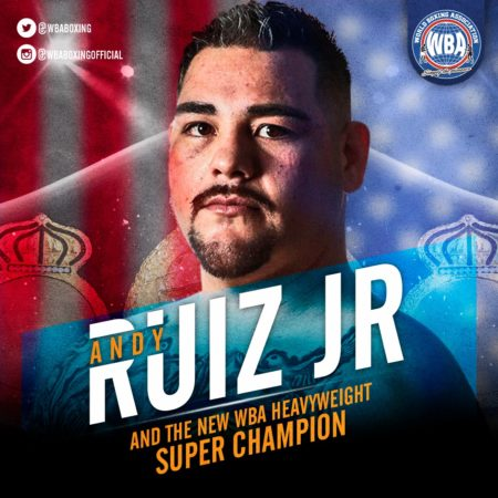 Andy Ruiz shocks the world with TKO of Anthony Joshua