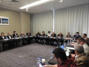 WBA board will meet on Tuesday in Yekaterinburg