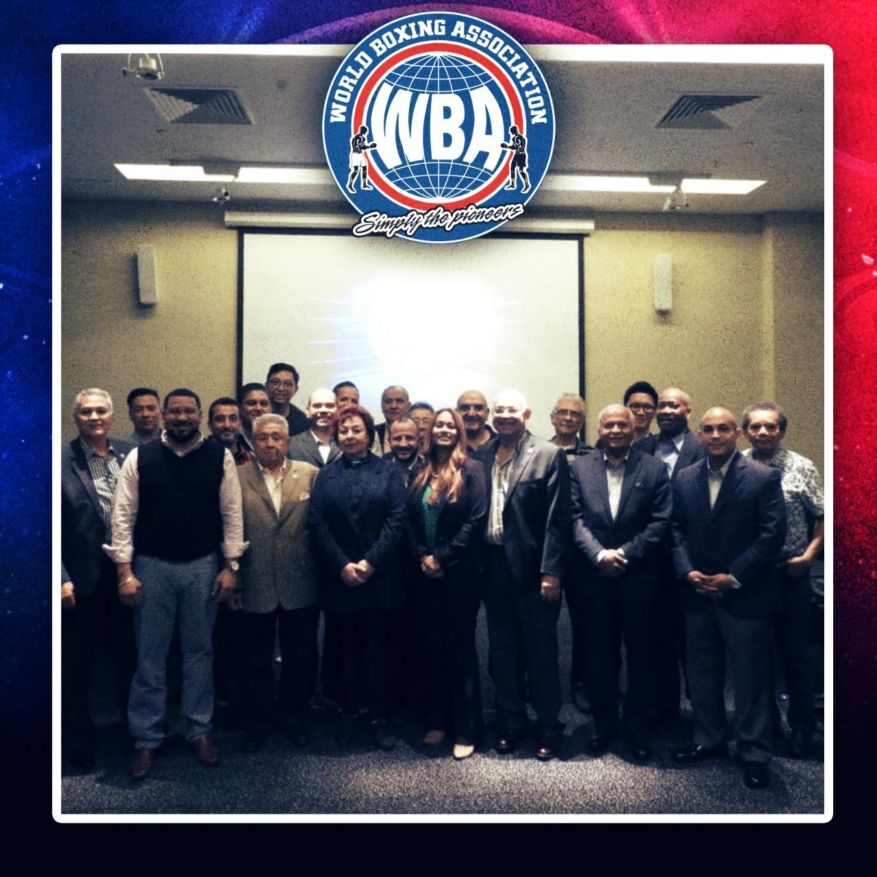 AMB Board Meeting was a success