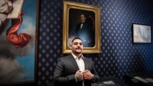 Andy Ruiz received as a hero in Mexico