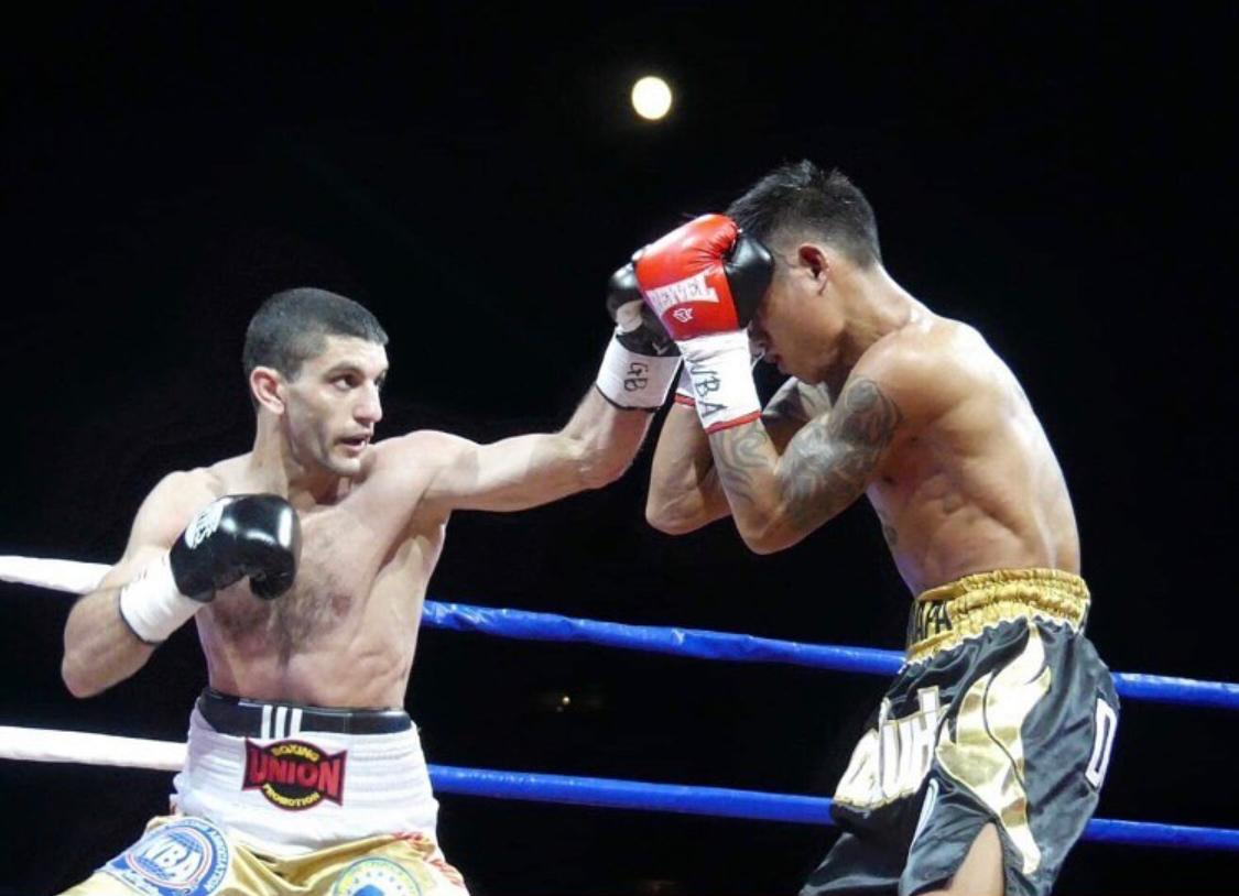 Dalakian knocked out and retained in Kiev