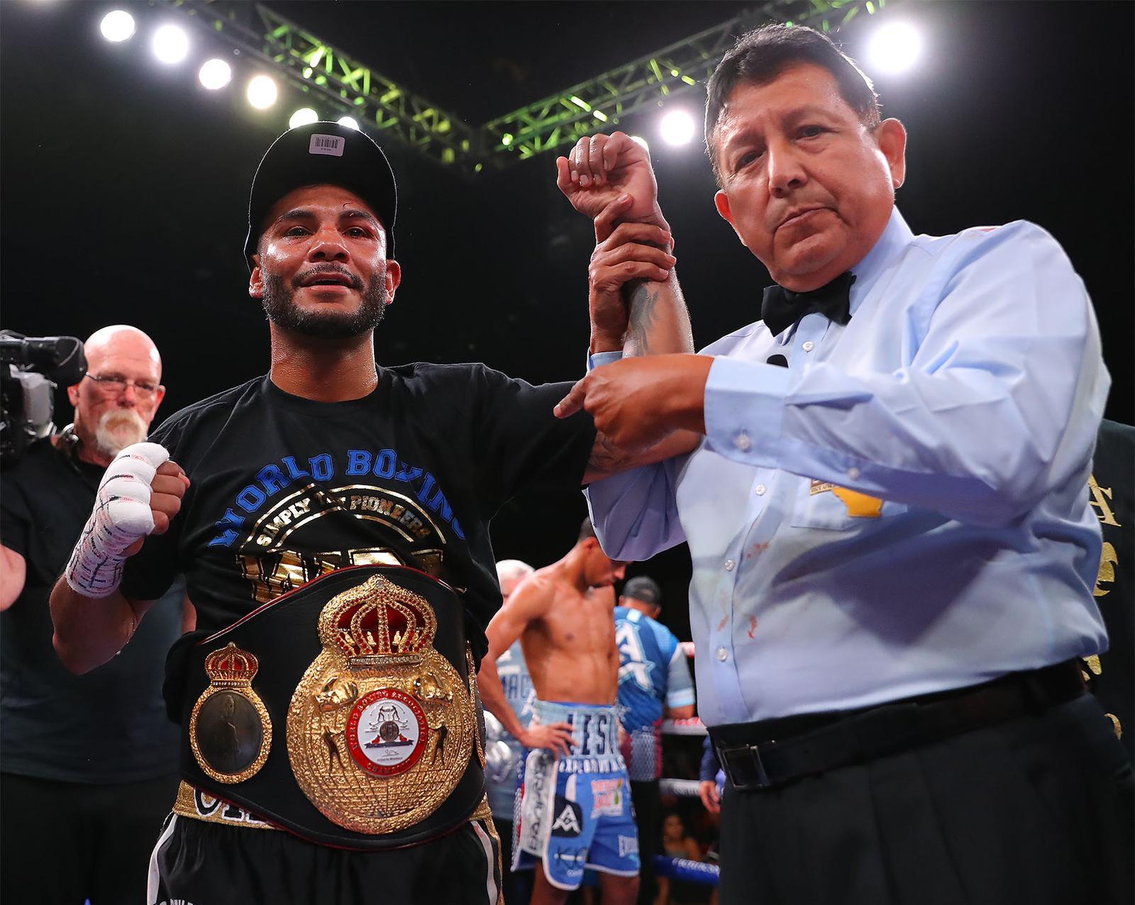 WBA Championships Committee orders Cancio vs Alvarado