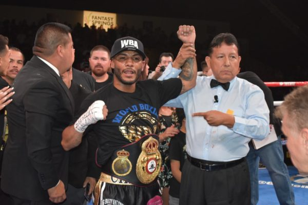 Cancio again defeats Machado in California