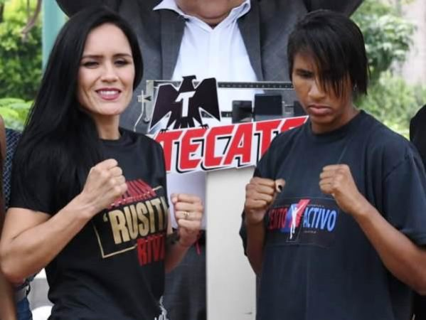 Rivas vs Lozano will not be for a world title
