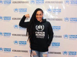 Hanna Gabriels formará parte de la ONU para luchar por los refugiados
