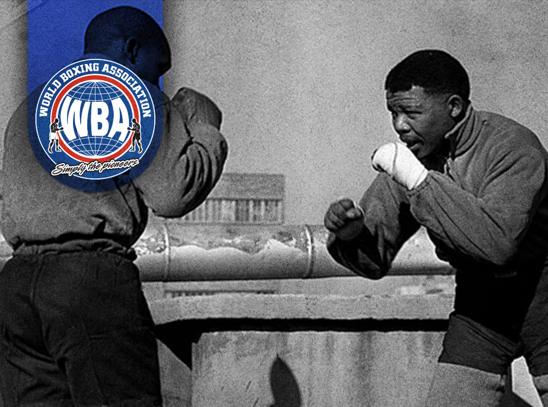 Mandela and his relationship with boxing