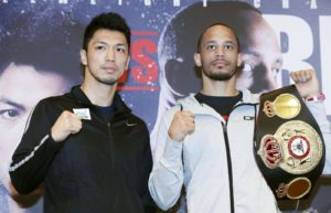 Brant vs Murata rematch is this Friday in Japan