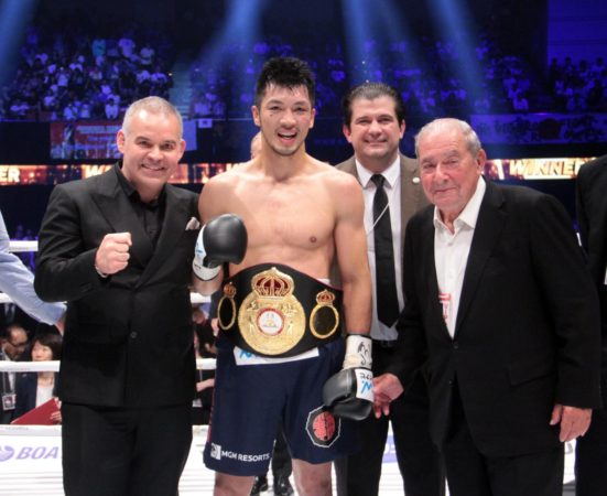Murata recaptures WBA Title with stunning 2nd round TKO