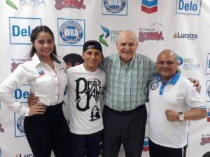 Nicaragua se encenderá con gran velada de boxeo