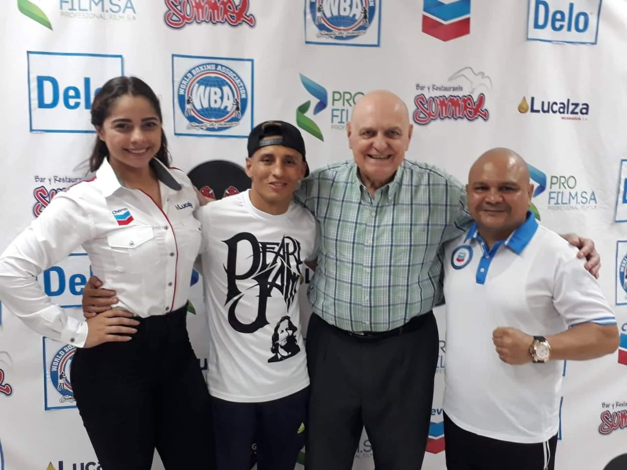 Nicaragua will host a great evening of boxing