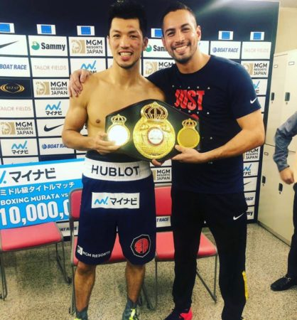 Carlos Linares: the secret weapon behind Murata