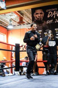 Davis will defend against Nunez in Baltimore