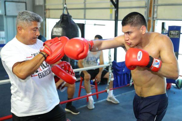 Ortiz and Orozco dispute the Gold Title this Saturday in Dallas