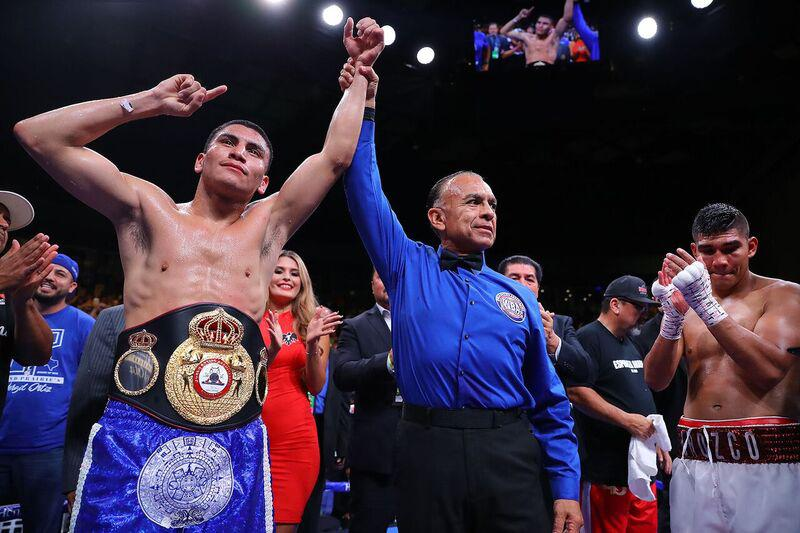 Vergil Ortiz stops Orozco in the 6th to capture WBA Gold