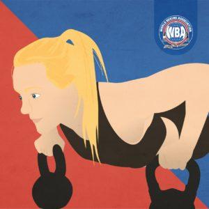 El organismo femenino y el boxeo