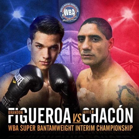 Figueroa will make his first defense against veteran Chacon