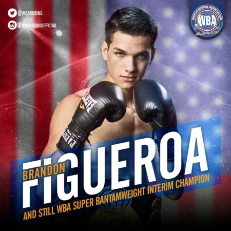 Figueroa knocks out Chacon to retain his belt