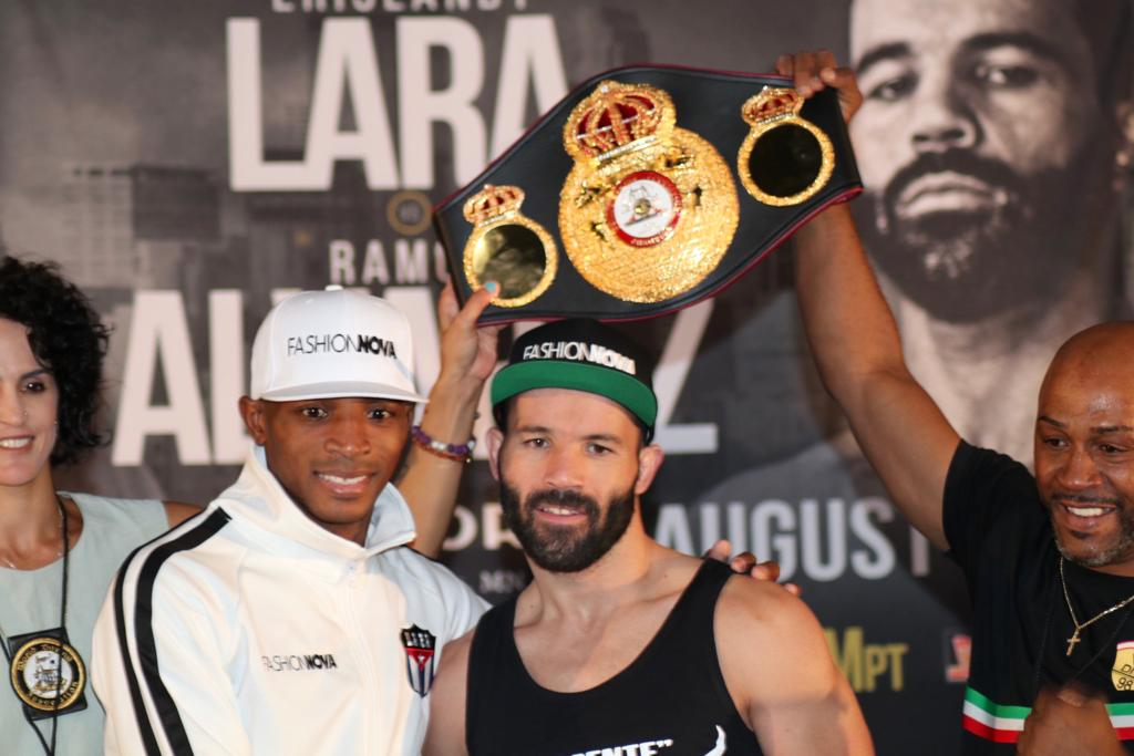 WBA Title only on the line for Lara