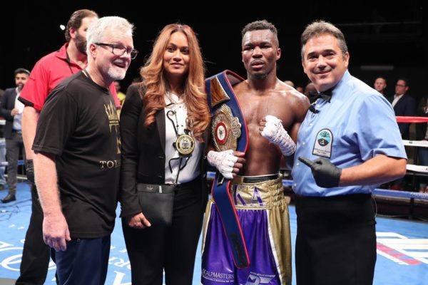 Khan Clary and Normatov are now WBA-NABA Champions