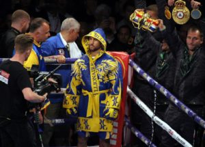 Lomachenko retains his crown with resounding display of skills