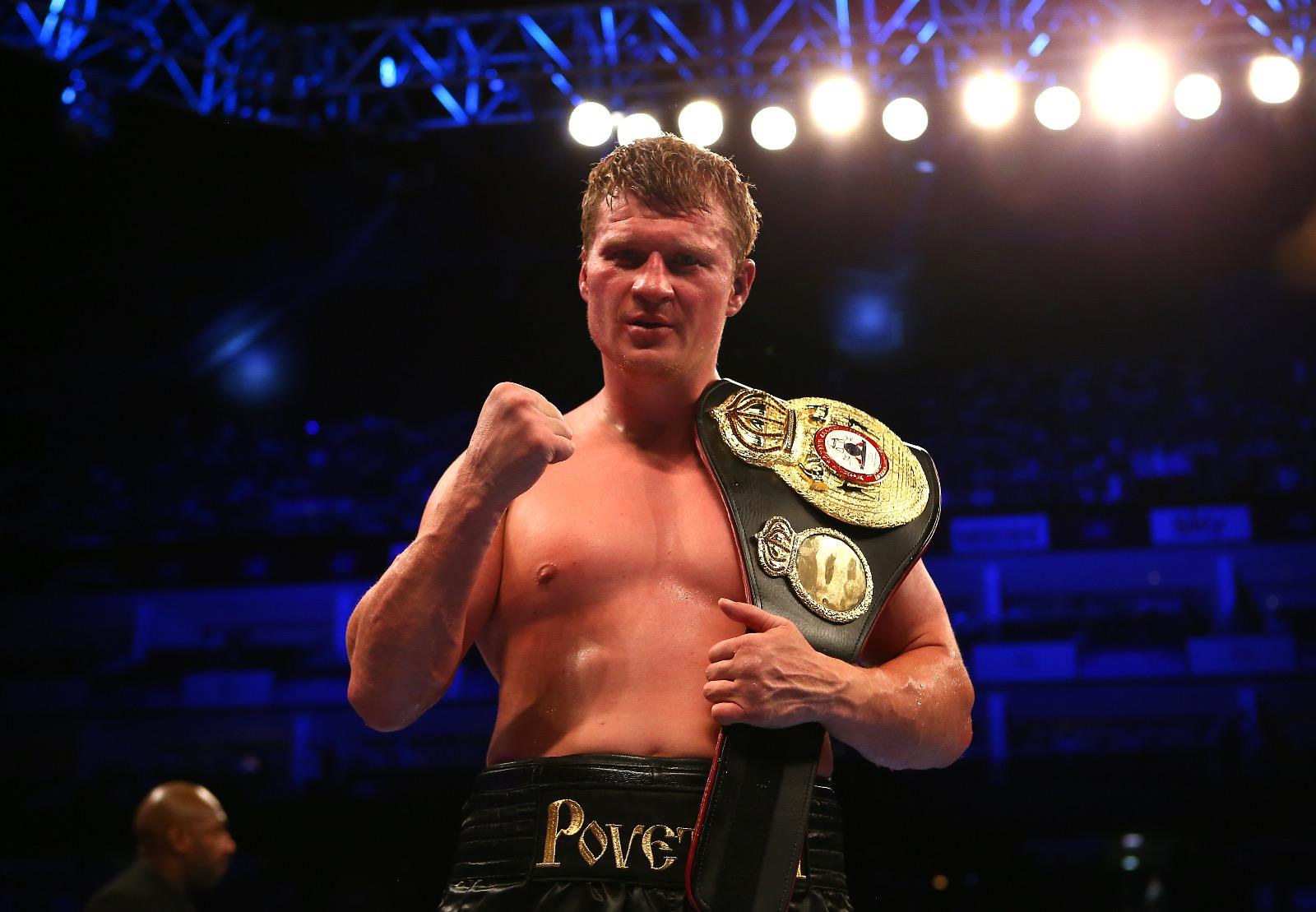 Povetkin, Buatsi and Tennyson are new WBA International Champions