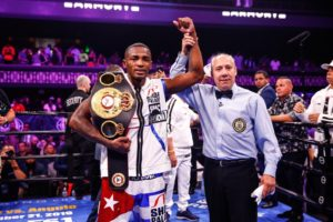 Lara becomes WBA Champion once again