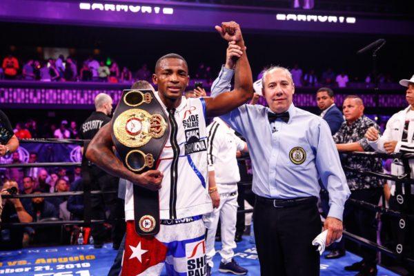 Lara becomes WBA Champion once again