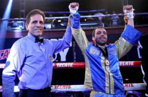 Hovhannisyan beats Manzanilla by knockout in Los Angeles