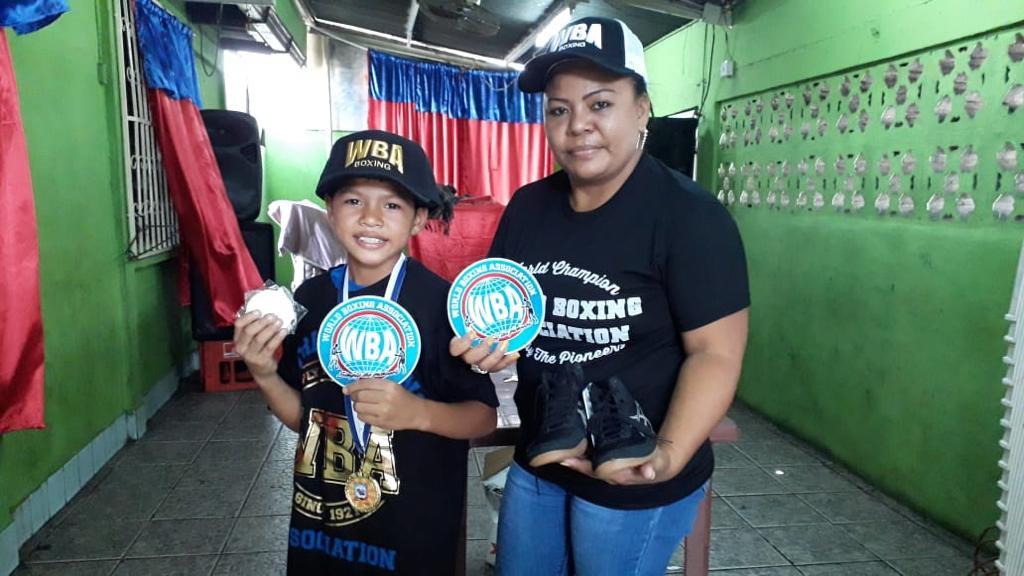 WBA encourages Melkisedec Garcia; Nicaraguan boxing youth