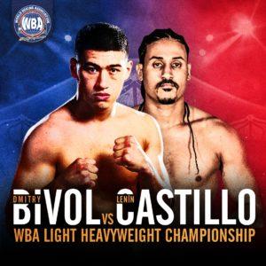 Bivol defiende este sábado contra Castillo