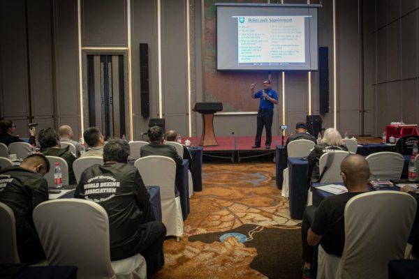 Summary of Saturday at the Fuzhou WBA Convention Samuel Rosenberg