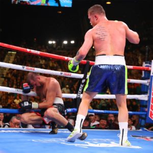 Canelo continues making history